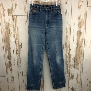 Vintage Wrangler Size 12 Misses Jeans